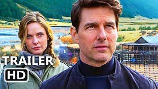 MISSION IMPOSSIBLE 6 Official Trailer TEASER (2018) Tom Cruise, Action Movie HD