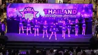 K-POP Cover Dance Festival 2014 - Def-G