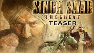 Singh Sahab The Great - Singh Saab The Great - Teaser
