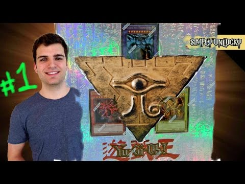 Best Yugioh Legendary Collection Opening, Treasures Of The Pharaoh! Part 1 ..it's A Conspiracy.. video