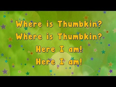 Karaoke - Karaoke - Where is Thumbkin?