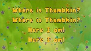 download lagu Karaoke - Karaoke - Where Is Thumbkin? gratis