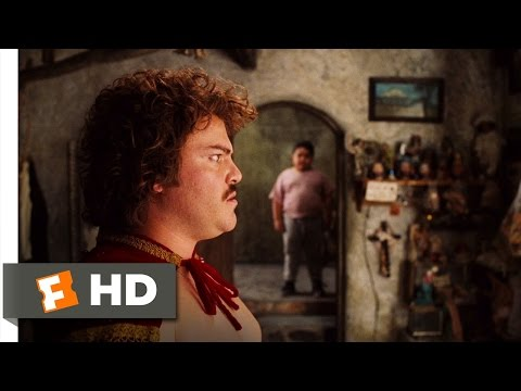 Stretchy Pants - Nacho Libre (3/10) Movie CLIP (2006) HD