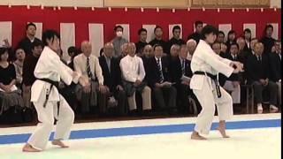 早稲田実業学校高等部団体形演舞