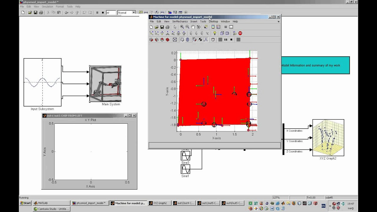 how to develop simulink model