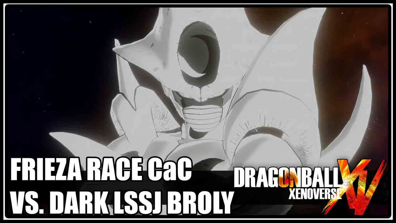 Dragon Ball Xenoverse Frieza Race Dragon Ball Xenoverse Frieza