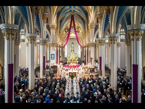 Funeral Mass for Rev. Theodore M. Hesburgh, C.S.C. 1917 – 2015