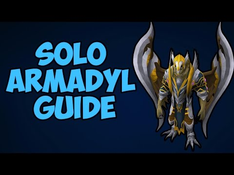 RuneScape 3: Solo Armadyl Guide: Full In-Depth 2014