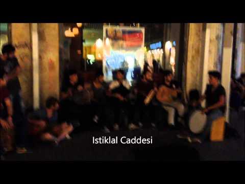 Istiklal Caddesi, Karadeniz Show, 31-07-13