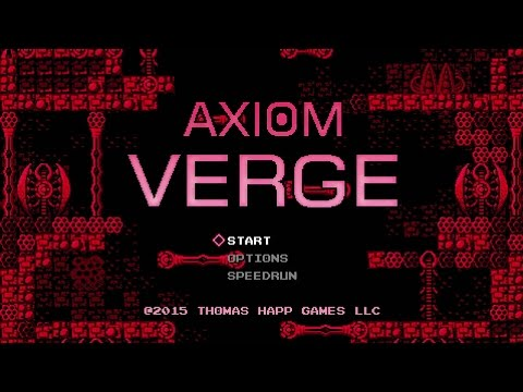 Axiom Verge (PS4) Video Game Let's Play - Mike & Ryan