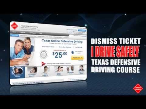 Texas Defensive Driving Course -  Video Demo