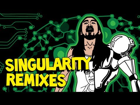 Singularity (ft. My Name Is Kay) REMIXES - Steve Aoki & Angger Dimas