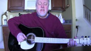 From The Beginning ELP Greg Lake Cover (yes I played the synth) :))