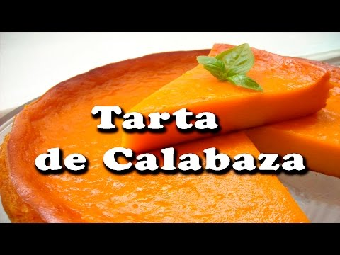 La Mejor Tarta de Calabaza