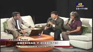 """LA PANDEMIA DEL SIGLO XXI """"OBESIDAD Y DIABETES"""""""