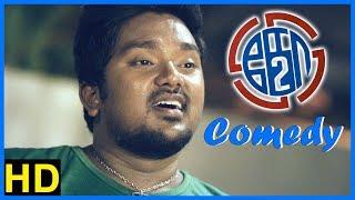 Ko 2 Tamil Movie Comedy Scenes   Bobby Simha   Nikki Galrani   Bala Saravanan   Karunakaran