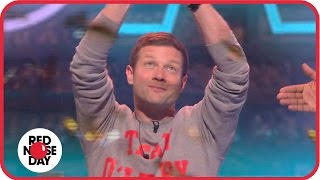 Dermot O'Leary completes his 24-hour Day of Dance