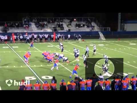 Palmer Graham Conant High School Varsity Football 2013 Season