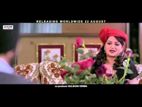 CONTROL BHAJI CONTROL - NEW PUNJABI MOVIE | DIALOGUE PROMO 2 | RELEASING ON 22ND AUGUST, 2014