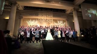 Lee Sungmin and Kim Saeun Wedding Video Version 2