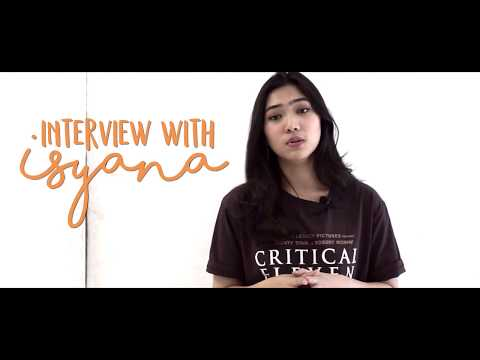 Cerita Isyana Sarasvati Soal OST Critical Eleven