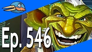 Today In Hearthstone Ep. 546 Jump