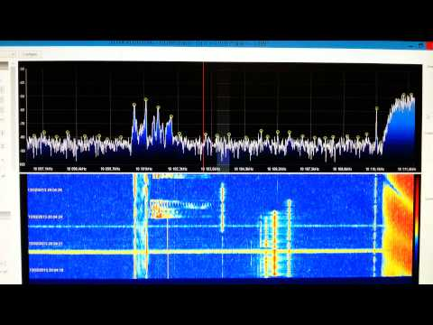 Icom 7600 vs sdr softrock