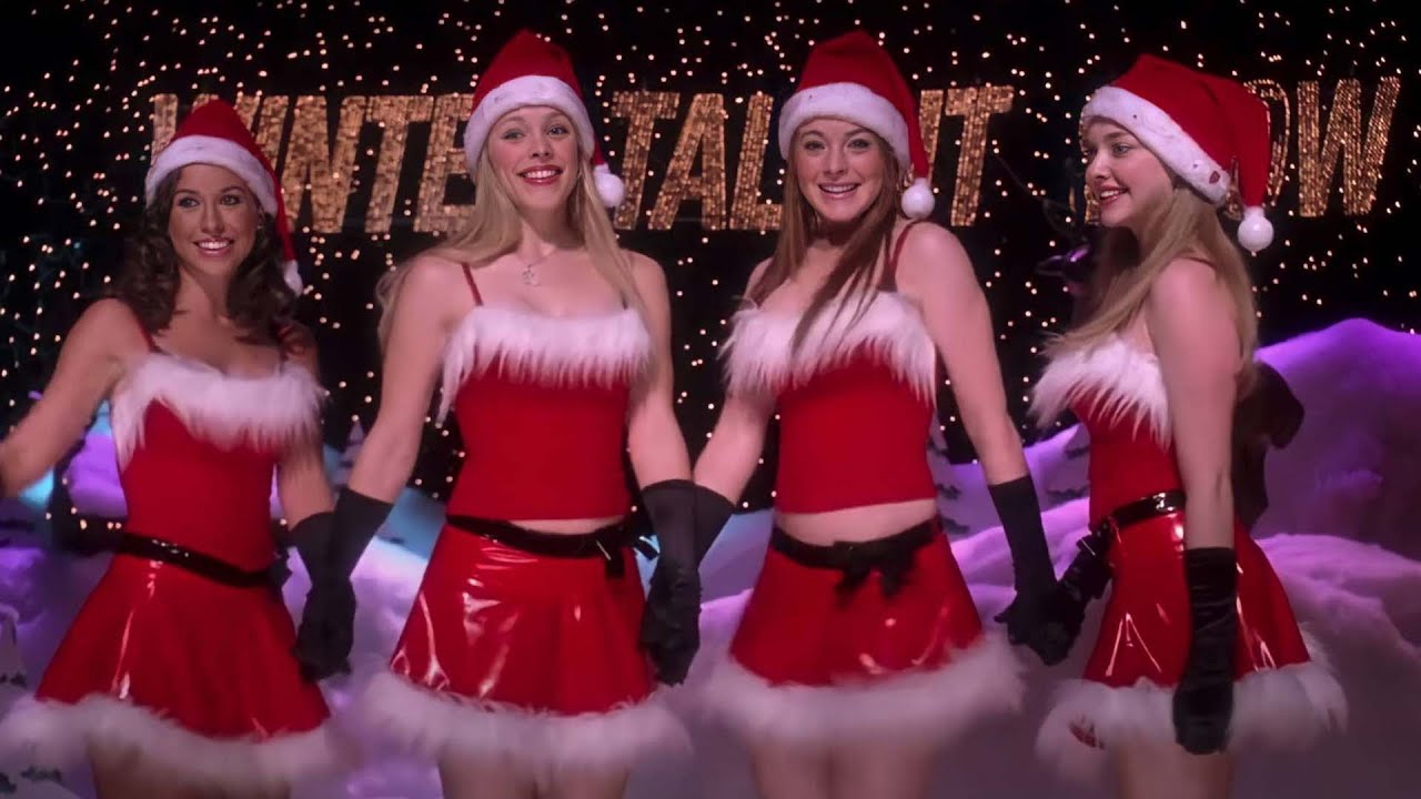 Mean Girls - Jingle Bell Rock - YouTube