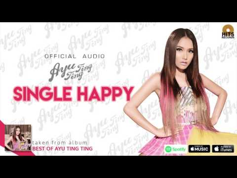 Ayu Ting Ting - Single Happy (Official Audio)