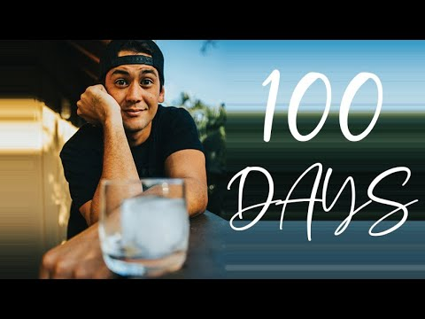 I Quit Alcohol for 100 Days | Sober Challenge