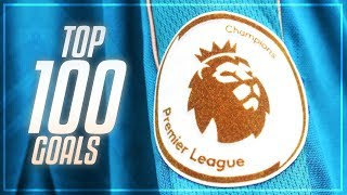 TOP 100 Premier League Goals 20182019 бб