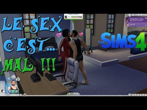 Les Sims 4   Le Sex C'est Mal !!! video