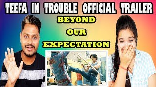 Indian Reaction On Teefa In Trouble Official Trailer - Ali Zafar - Maya Ali | krishna views