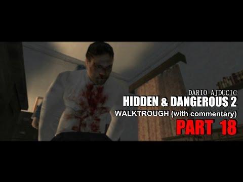 Hidden & Dangerous 2 - Walkthrough (with commentary) Part 18