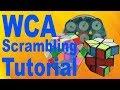 How to Scramble Square-1, Megaminx, and Clock