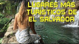 Lugares Turísticos De El Salvador│The best tourist attractions in El Salvador