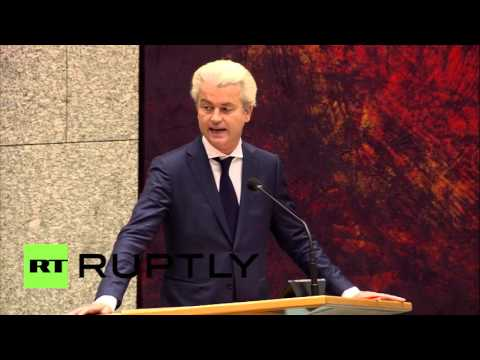 Netherlands: 'No is no' - Wilders slams govt. response to EU-Ukraine referendum