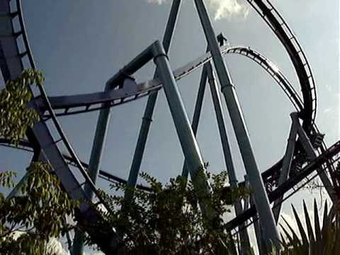 Manta at Sea World Orlando.wmv Video