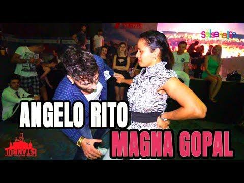 Magna Gopal - Angelo J. Rito Salsa Social | IIDF-2018