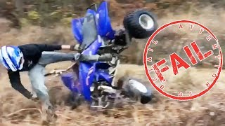 Ultimate Dirtbike & ATV/Quad Fails 2017