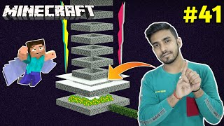 I MADE GAINT ENDERMAN XP FARM | MINECRAFT GAMEPLAY #41