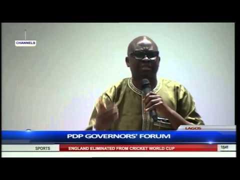 Buhari Will End Up As A Shield To Corner Nigeria Economy-- Fayose pt 1