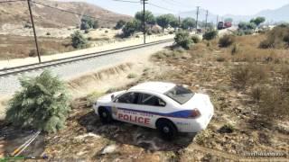 GTA 5 PC MODS - LSPDFR - POLICE SIMULATOR - EP 24 (NO COMMENTARY) MARINE PATROL