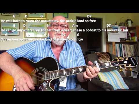 Anthony Archibald - Guitar - Guitar: Bide Awhile (Including lyrics ...