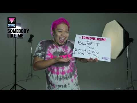 #Somebodylikeme : World AIDS Day 2013. A message by Joe @klubkiddkl