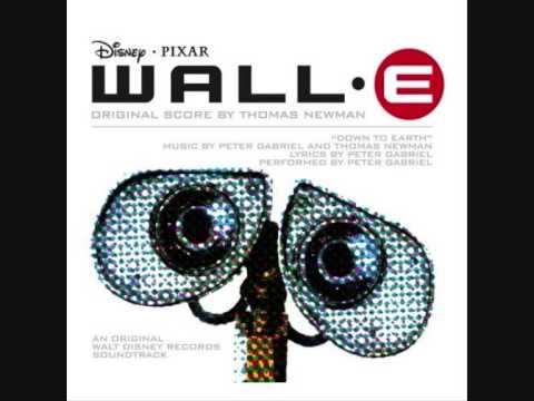 36- It Only Takes a Moment (Wall E)