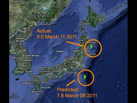 Mega Quake Predicted, Russian Quake Rattles Japan, Fukushima Update last 7 days 5/24/13