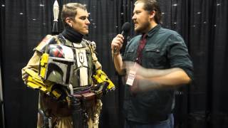 Gamefob Amazing Arizona 2013 Cosplay Interview - Mandalorian Mercs