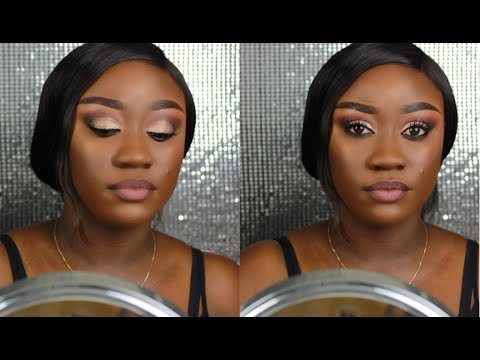 FALL MAKEUP TUTORIAL | Beauty by Haskel