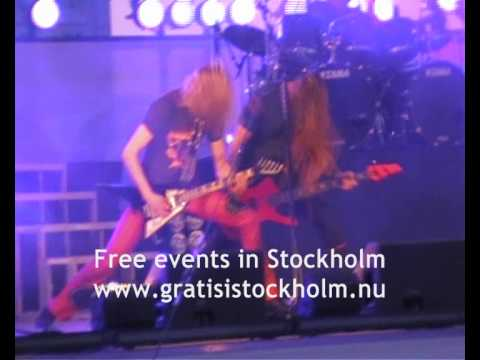 Hammerfall - Stronger Than All, Live at Love Stockholm 2010, 7(11)